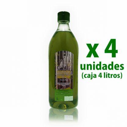 aceite escribano oliva virgen extra pet de un litro