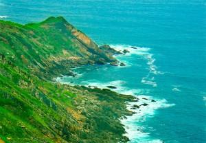 Foto del mar en Donosti