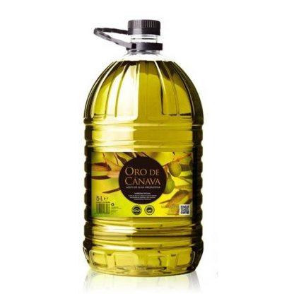 Oro de Cánava pet 5 litros