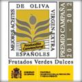 premio alimentos de españa 2012 oro de cánava