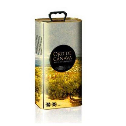 aceite oro de cánava lata 3 l