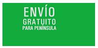 Envío gratuito para península