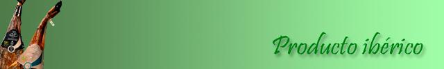 banner jamón y paleta fantástico producto ibérico 100%