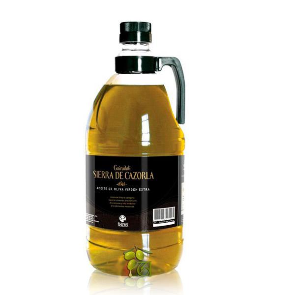 aceite de oliva sierra de cazorla pet 2 l
