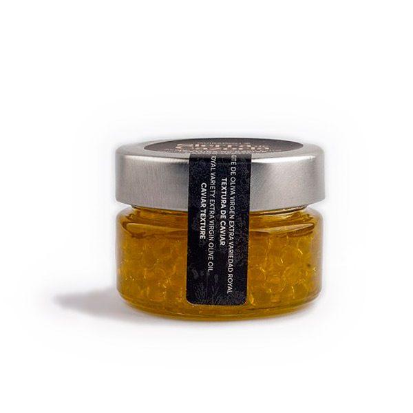 caviar de aceite de oliva sierra de cazorla