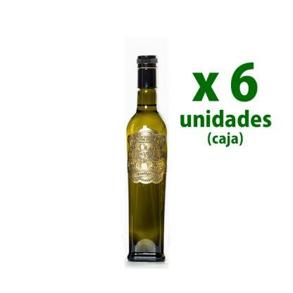 foto botella de 500 ml aceite oleo elvira ecológico