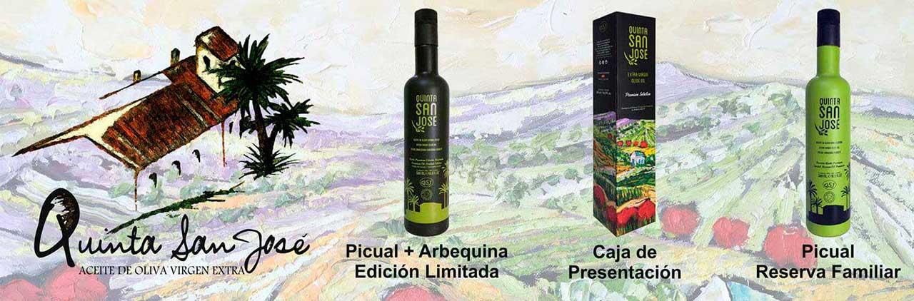aceite de oliva quinta san josé de linares