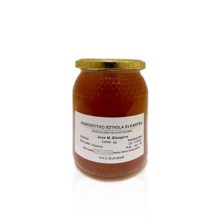 miel milflores gorostitxo