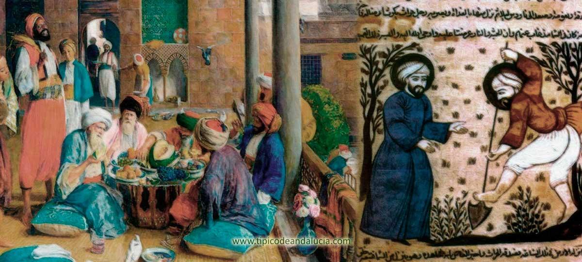 gastronomía andalusí historia tradición y legado
