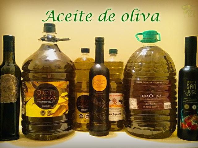 tienda online de aceite de oliva virgen extra gourmet