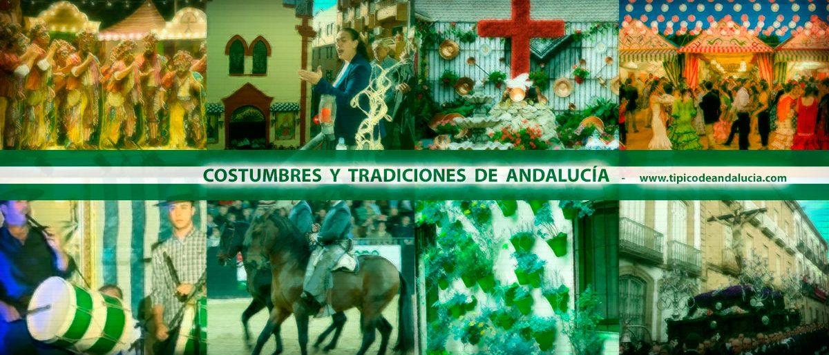 costumbres tradiciones andalucia