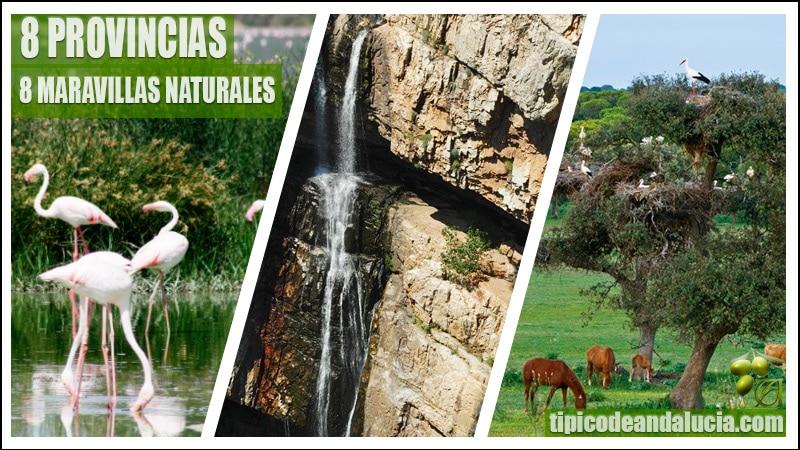 8 provincias 8 maravillas naturales