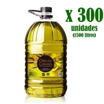 canpet5lx300 - aceite de oliva virgen extra oro de cánava con denominación de origen